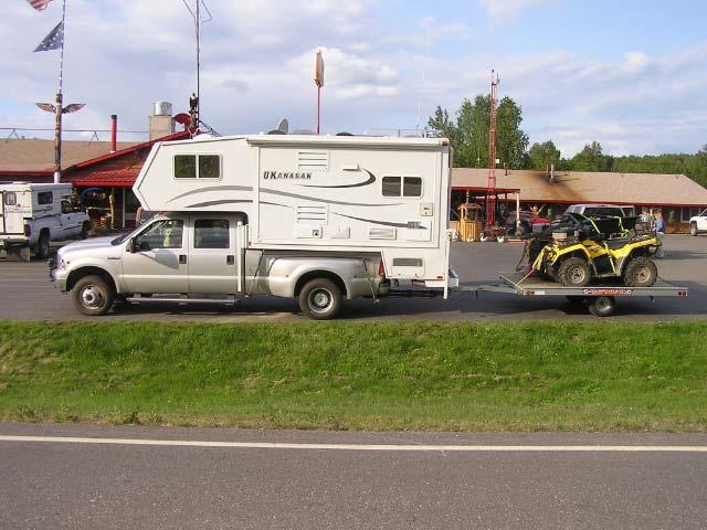 Good Sam Club Open Roads Forum Truck Campers Torklift